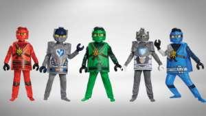 Лего Нинзяго - мир настоящих героев