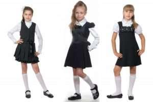 Какая она, школьная форма для стильных и модных детей?