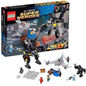 Ваш ребенок будет в восторге от конструктора Lego Super Heroes