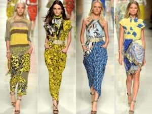Платья с вышивкой модный современный тренд