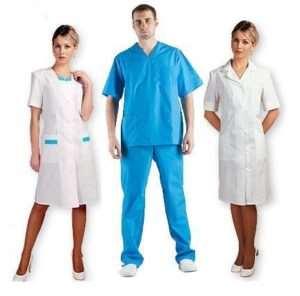 Бескомпромиссная медицинская одежда MEDICALSERVICE