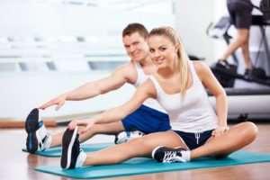Фитнес: спортивные занятия для всей семьи.