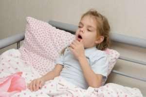 Сильный кашель у ребенка, что делать?