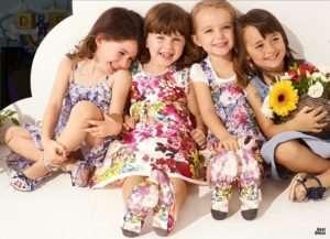 Детская одежда для маленьких модниц