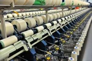 Текстильная промышленность в России