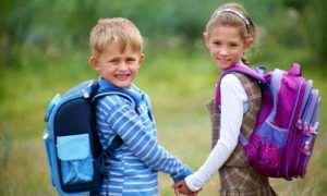 Как правильно выбрать школьный рюкзак для своего ребенка