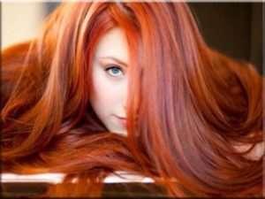 Тонкости окрашивания волос в рыжий цвет