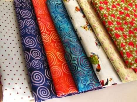 Как выбрать качественную ткань для пошива