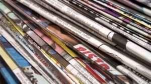 Почему печатные средства массовой информации пользуются большой популярностью