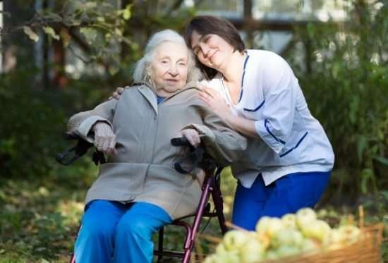 Частный дом престарелых – комфортные условия проживания и медицинский уход