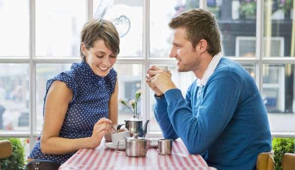 от простого знакомства до близких отношений