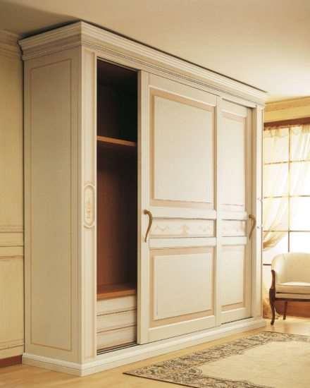 Виды современных шкафов и особенности их производства