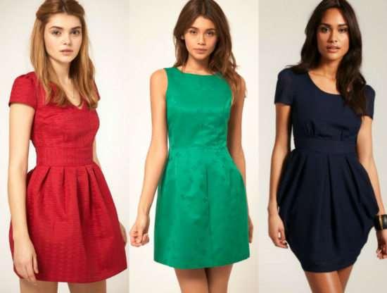 Женская одежда – особенности выбора по типу фигуры