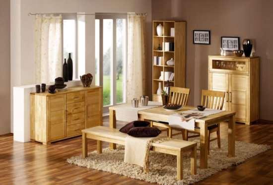 Ценность мебели для дома из натурального дерева