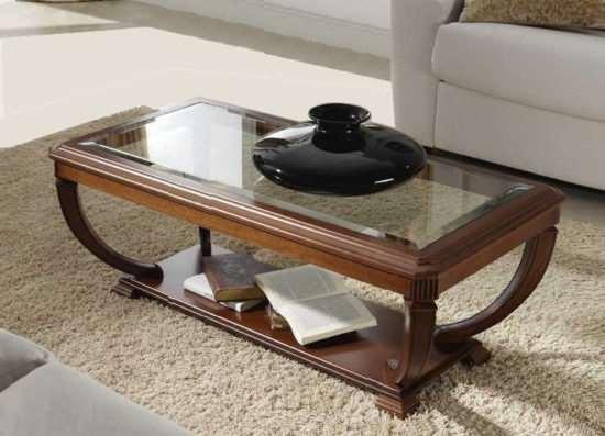 Дизайнерские журнальные столы – стильное украшение любого помещения