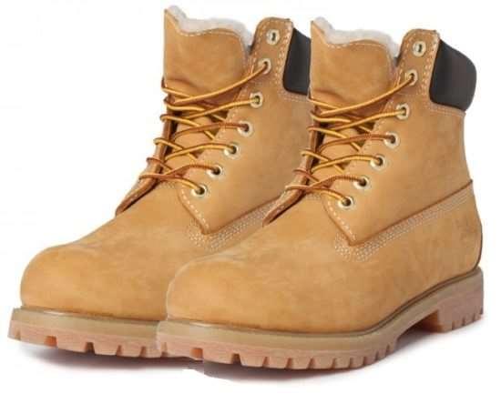 Тимберленды – обувь, требующая особого ухода