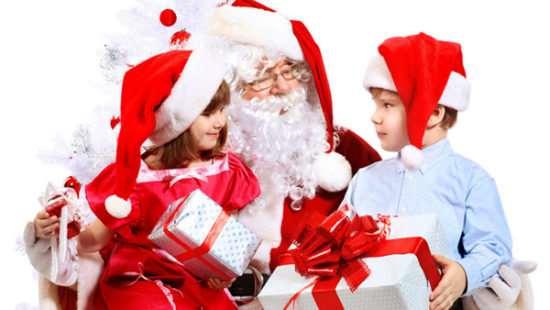 Дед Мороз на дом, или как создать атмосферу настоящего праздника