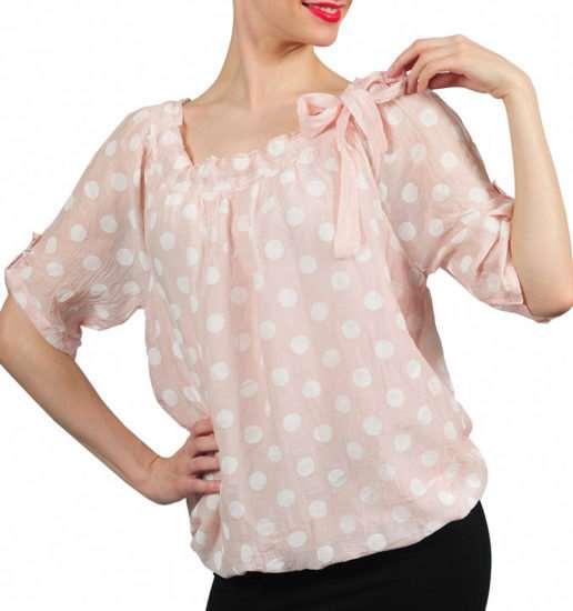 Женская блузка как дополнение к деловому и обыденному образу