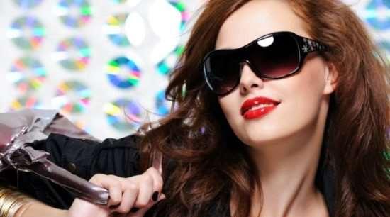 Выбор женских солнцезащитных очков – форма лица имеет значение