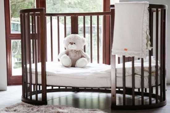 """Детские кроватки итальянского производства в каталоге ИМ """"Бэби Плаза"""""""