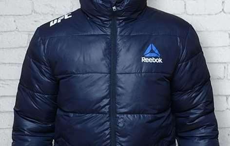 Куртки Reebok – выбор большинства современных мужчин