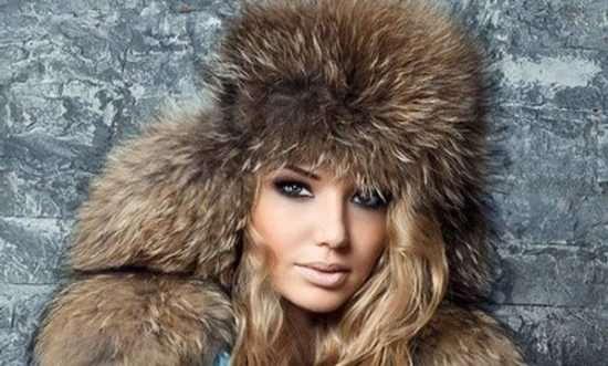 ShopDemand – разнообразие женских меховых шапок
