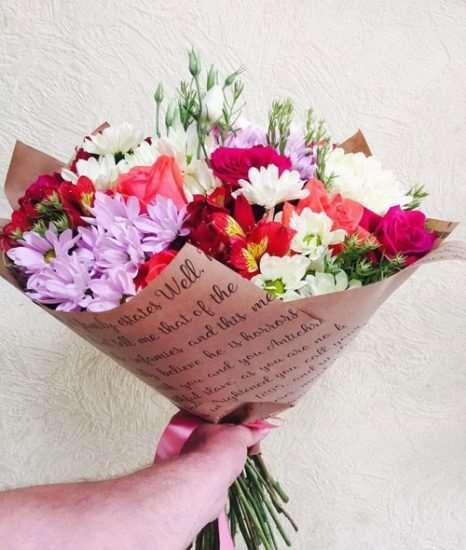 Доставка цветов – подарить радость дорогим людям совсем не сложно