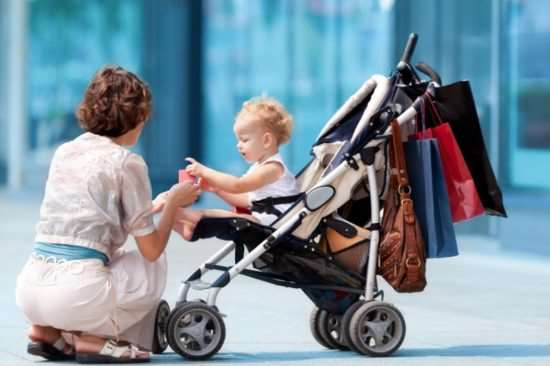 Как правильно подойти к выбору коляски для ребенка