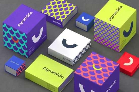 Необычные дизайнерские решения при оформлении упаковочных коробок
