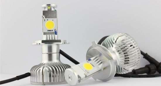 Современный потребитель отдает предпочтение светодиодным лампам