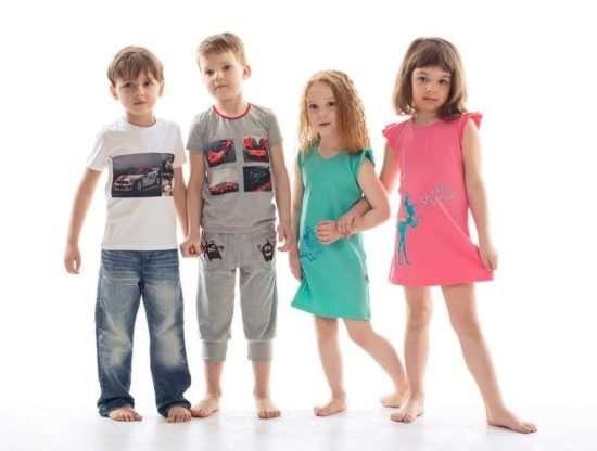 """Детская одежда в огромном ассортименте от компании """"Веселый Человечек"""""""