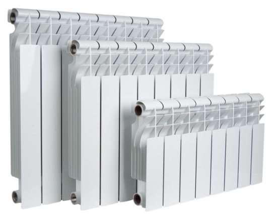 Причины популярности биметаллических радиаторов