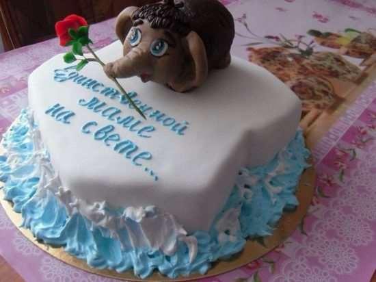 День матери – преимущества подарка торта на заказ