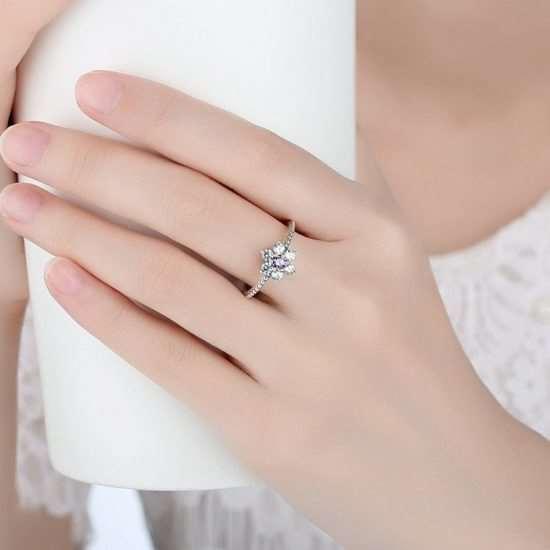 Женские серебряные ювелирные украшения для особых случаев и повседневности