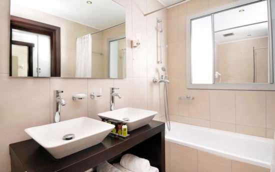 Ванная в стиле минимализм: простые советы