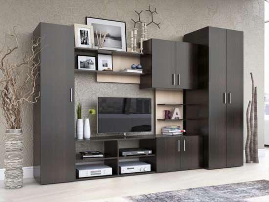 Как правильно подойти к выбору мебели для гостиной