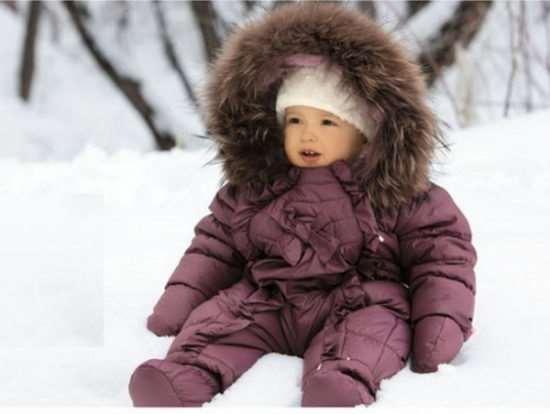 Сложность выбора: раздельный или сдельный детский зимний комбинезон?