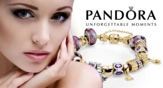 Особенности шикарных ювелирных изделий Pandora
