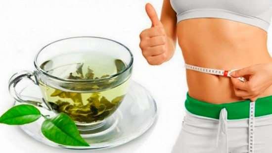 Особенности зеленого чая для похудения