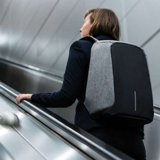 Рюкзак bobby в большом городе