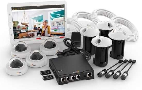 Сколько камер должна включать система видеонаблюдения