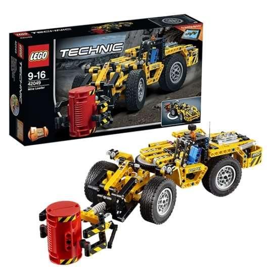 Конструктор Лего Техник – отличный подарок для современного ребенка