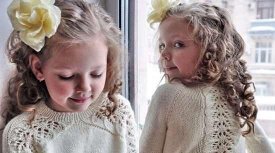 Важные моменты при выборе кофты для девочки