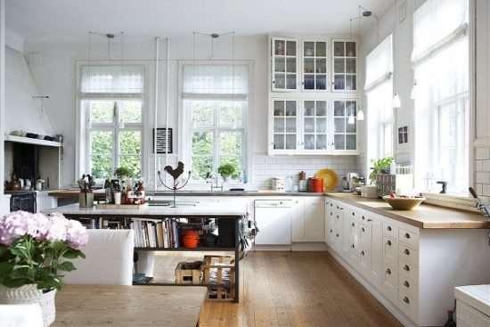 Особенности выбора стиля кухни
