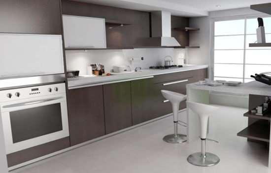 Характерные особенности современных кухонных гарнитуров