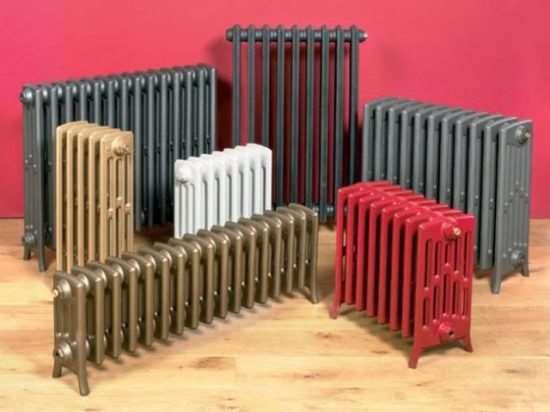 Радиаторы отопления – особенности разных видов
