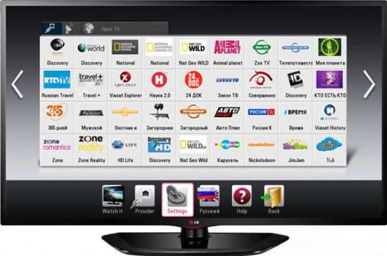 Особенности установки IPTV телевидения на смарт ТВ