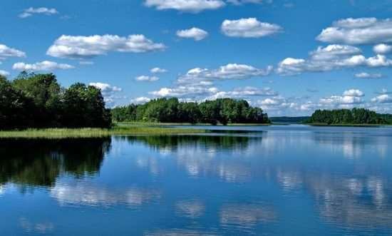 Озеро Селигер – комфортный и недорогой отдых на природе