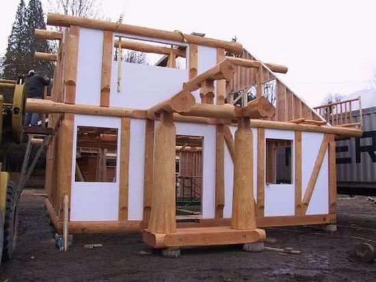 Пять преимуществ строительства каркасных домов