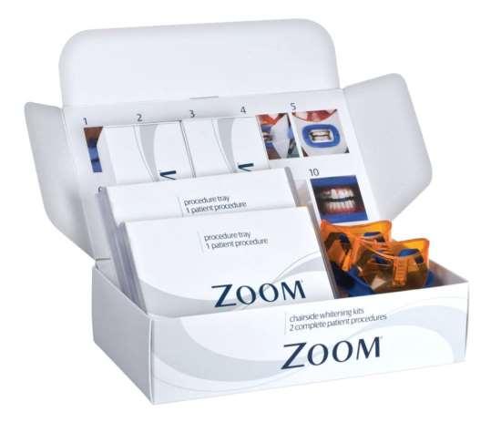 Набор для клинического отбеливания Zoom AP – заказать на сайте all4dental.ru